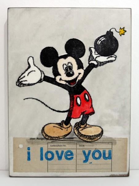Jan M. Petersen | i love you (Micky Maus)