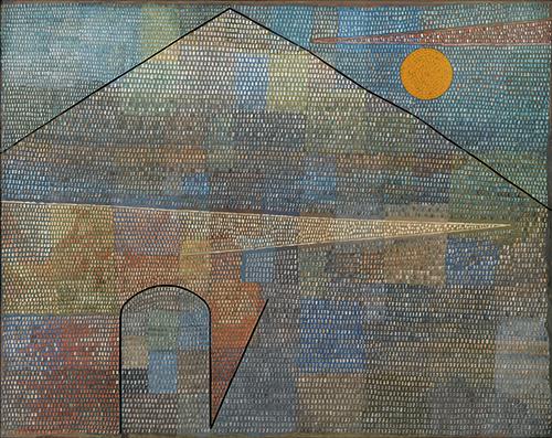 Paul Klee | Ad Parnassum, 1932