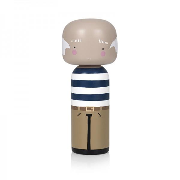 Pablo I Kokeshi Doll I Sketch.inc for Lucie Kaas