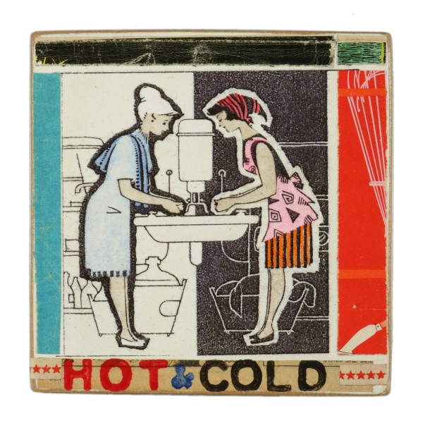 Kati Elm: hot&cold, 2017