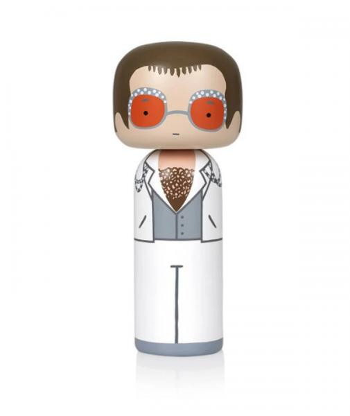 Kokeshi Doll   Elton White