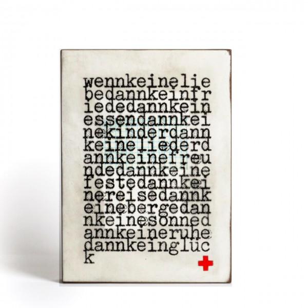 Jan M. Petersen - Wenn keine Liebe dann...