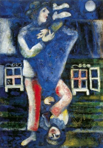 Marc Chagall | Der Spaziergang, 1929