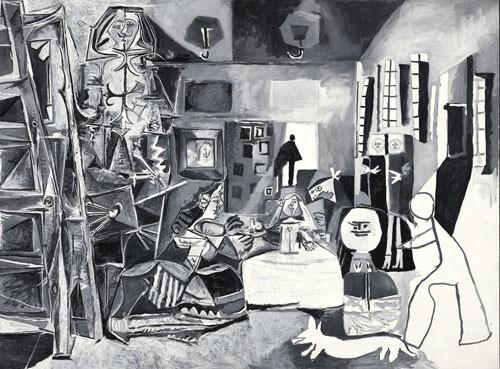 Pablo Picasso | LAS MENINAS (Conjunto) No. 1, 1957