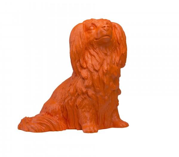 Ottmar Hörl: Folichon, 2016 (orange)