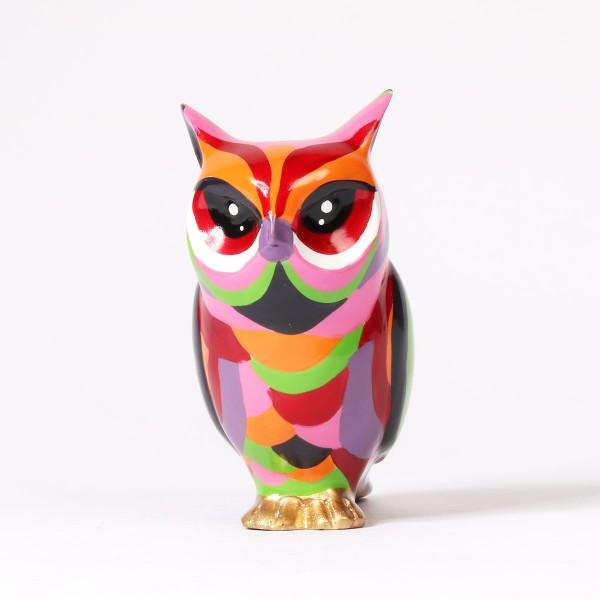 Lili Owl | red-orange - C