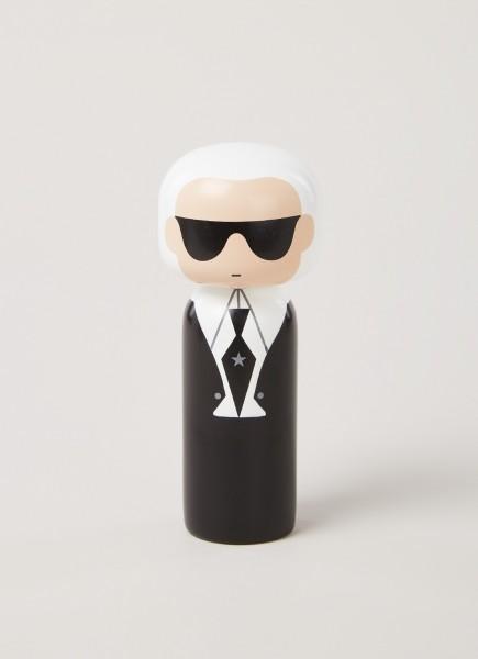 Lucie Kaas: Kokeshi Doll I Karl-Puppe, Design von Becky Kemp