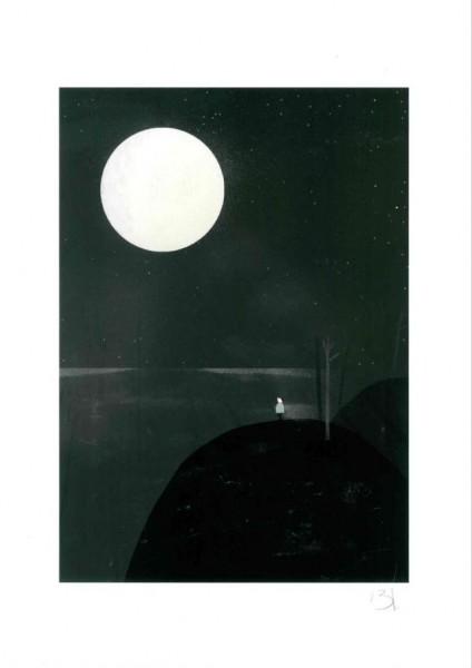 Blanca Gómez | Moonlight