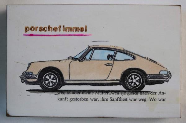 Porschefimmel sand | Jan M. Petersen