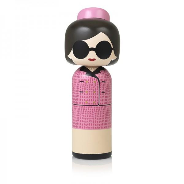 Jackie I Kokeshi Doll I Sketch.inc for Lucie Kaas