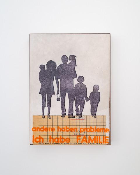 Jan M. Petersen: andere haben probleme ich habe FAMILIE