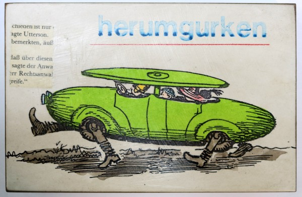 Jan M. Petersen: herumgurken
