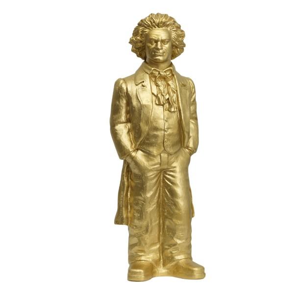 Ottmar Hörl | Ludwig van Beethoven II (gold)