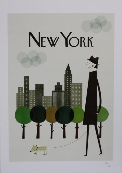 Blanca Gómez   New York