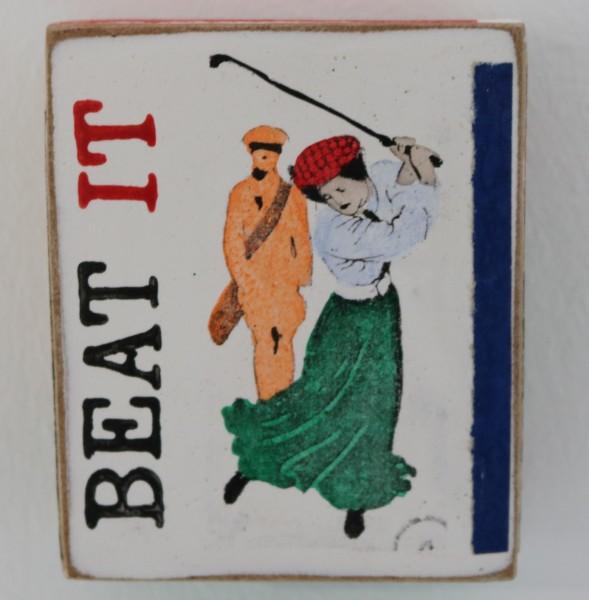 Katie Elm | Beat it (Golferin) (Mini)