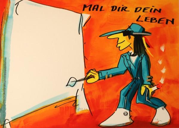 Udo Lindenberg | Mal dir Dein Leben