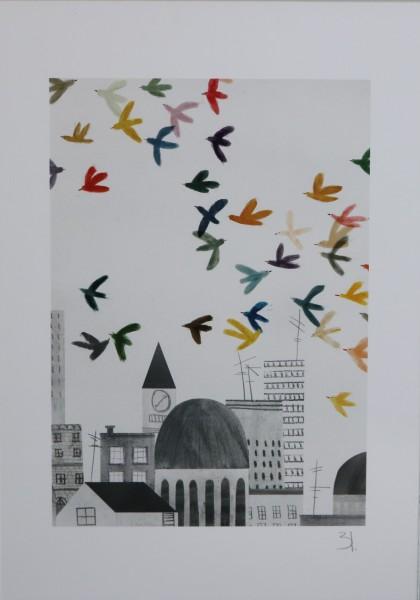 Blanca Gómez | Grey City