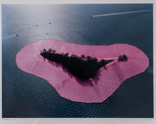 Christo and Jeanne-Claude - Surrounded Islands III