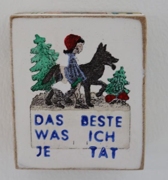 Kati Elm | Das Beste Was Ich Je Tat (Rotkäppchen) (Mini)