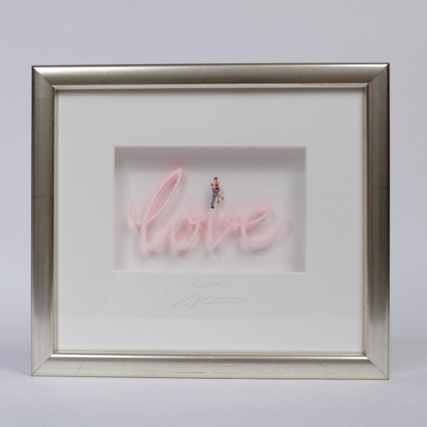 Volker Kühn: Love - Art in Boxes