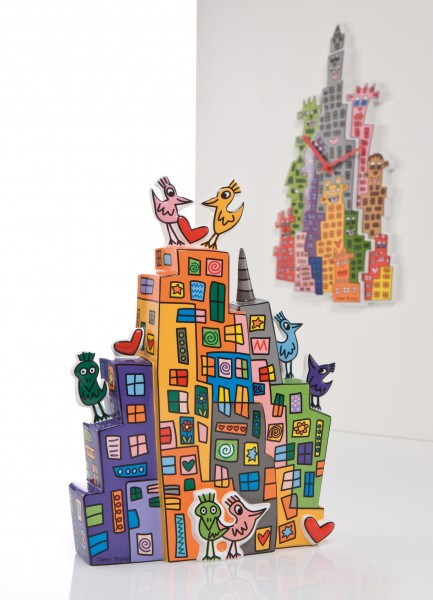James Rizzi: Birds / 33 cm