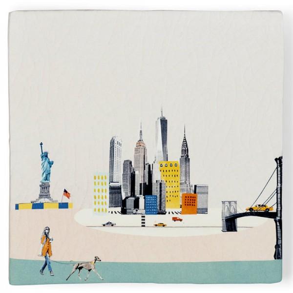 StoryTiles | New York erwacht (Awakening New York)