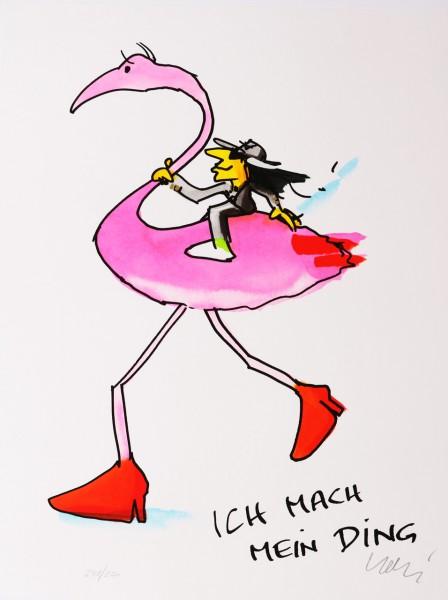 Udo Lindenberg | Ich mach mein Ding (Flamingo 2021)