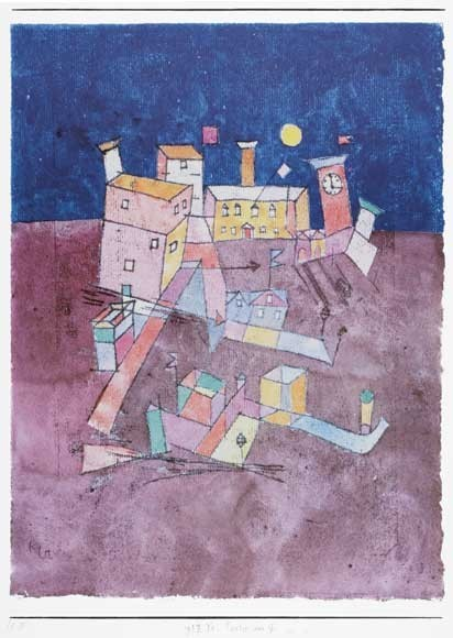 Paul Klee | Partie aus G., 1927
