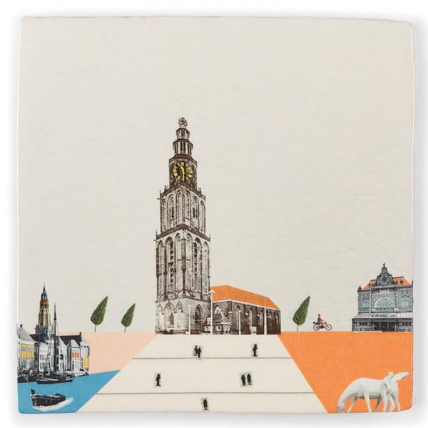 StoryTiles   Es geht nichts über Groningen (Groningse Stadjers)