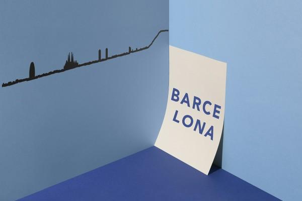 Barcelona I Silhouette