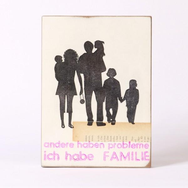 Jan M. Petersen   Andere Haben Probleme, ich habe Familie