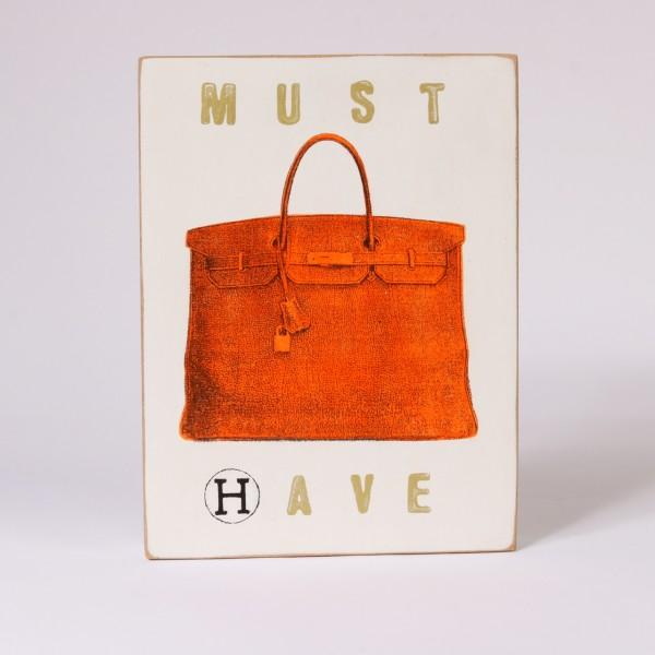 Kati Elm | Must Have (Hermes Tasche orange)