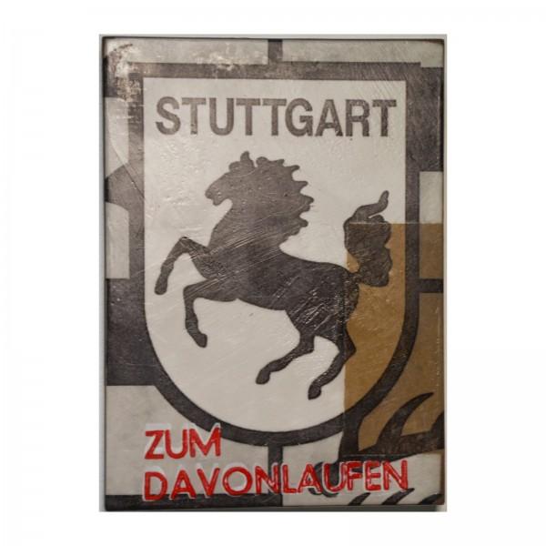 Jan M. Petersen: stuttgart zum davonlaufen, 2017