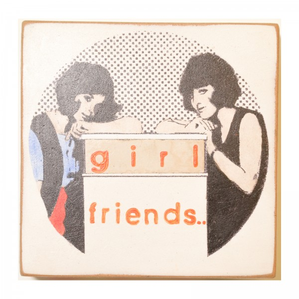 Kati Elm: girl friends