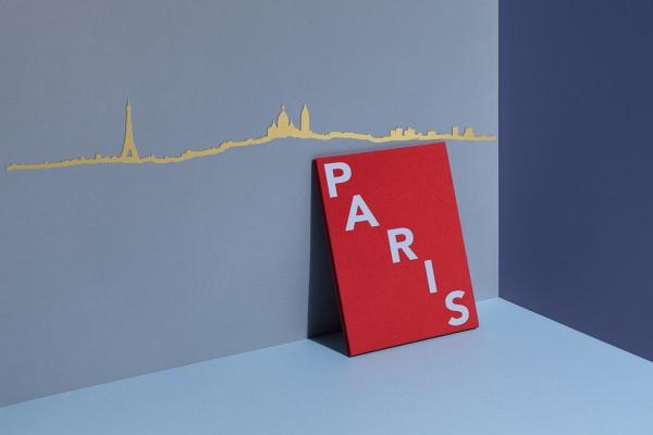 Paris I Silhouette