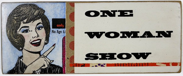 Kati Elm: One Woman Show, 2018
