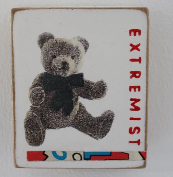 Kati Elm | Extremist (Teddybär) (Mini)