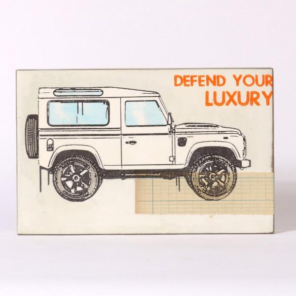 Jan M. Petersen | Defend your Luxury