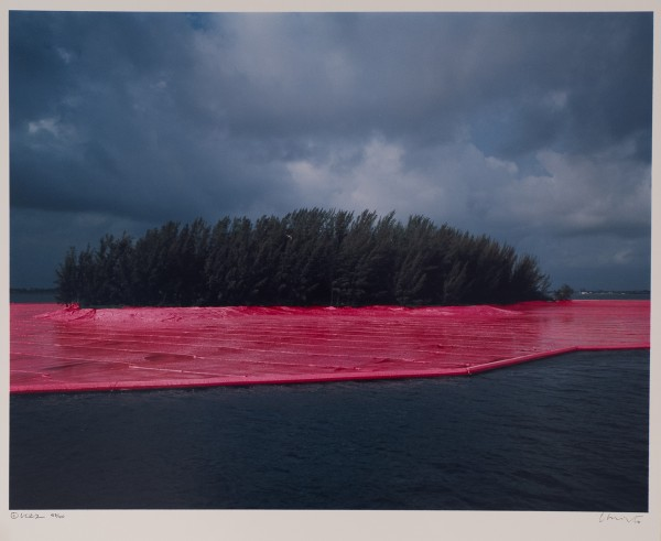 Christo and Jeanne-Claude - Surrounded Islands IV
