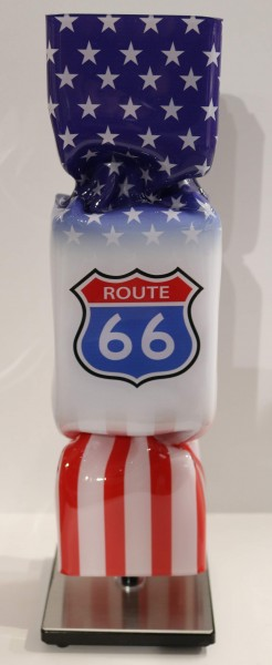Ad van Hassel | Art Candy Toffee | ROUTE 66