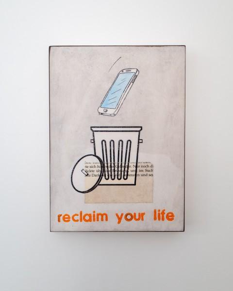 Jan M. Petersen: reclaim your life, Auflage 3/12