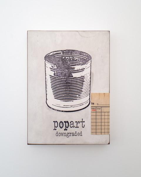 Jan M. Petersen: popart downgraded, Auflage 1/12