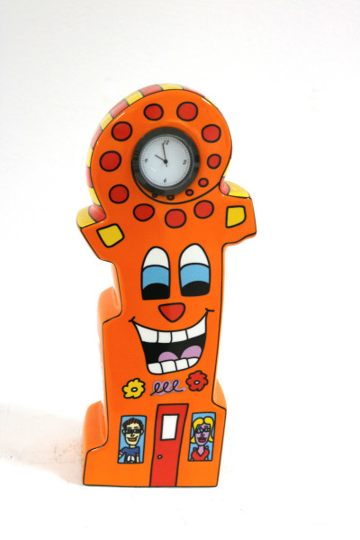 James Rizzi: A Great Time Of My City | Uhr | ca. 23 cm