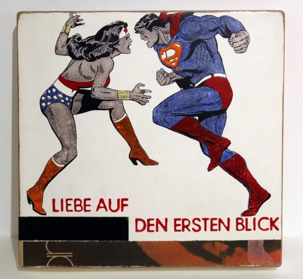 Kati Elm | Liebe auf den ersten Blick | Superfrau | Supermann