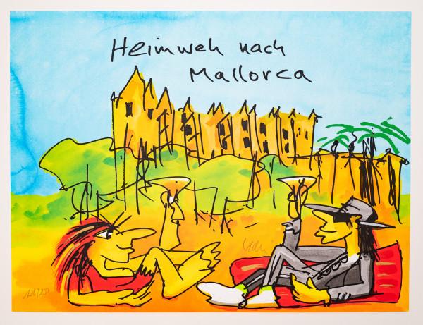 Udo Lindenberg: Heimweh nach Mallorca