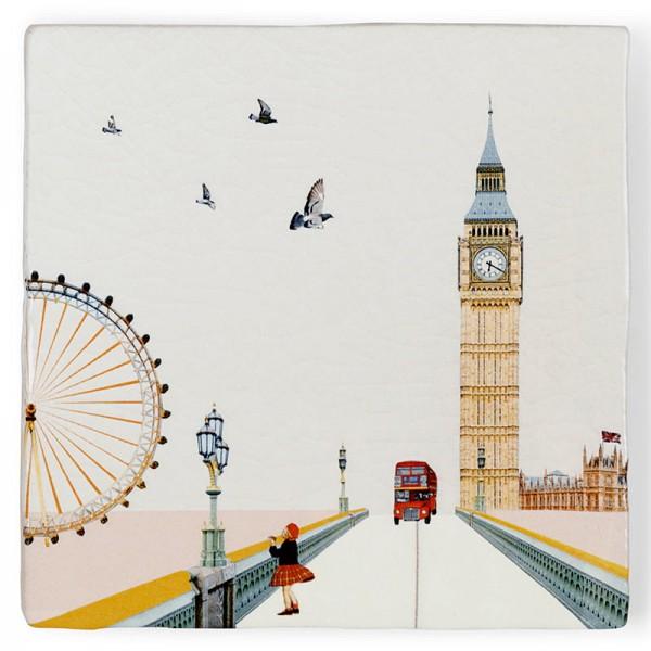 StoryTiles | London - Ein Auge auf London (Eye on London)