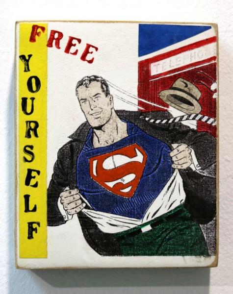 Kati Elm   FREE YOURSELF (Superman)