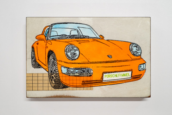 Jan M. Petersen: Porschefimmel orange, Auflage 8/12