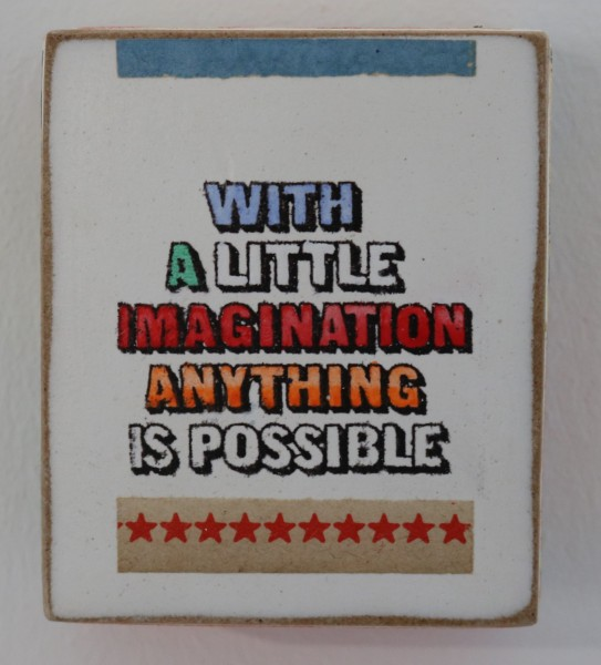 Kati Elm | with a little imagination anyithing is possible (Mini)