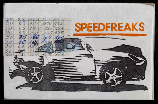 Jan M. Petersen: SPEEDFREAKS